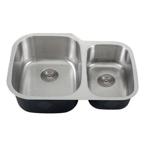 18 gauge stainless steel sink 30 inch 18 gauge stainless steel undermount 60 40 double