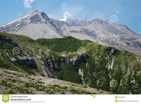 le mont helens washington etats unis photographie stock image 29670802