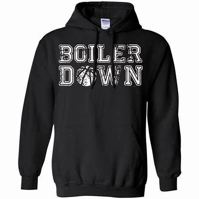 Basketball Boiler Down Tula Hoosiers Football Funny