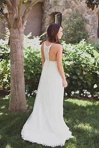 woodsy boho chic backyard wedding boho chic wedding With boho chic wedding dresses