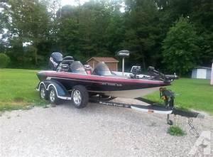 2003 Ranger Bass Boat 519 Vx Commanche For Sale In Corbin  Kentucky Classified
