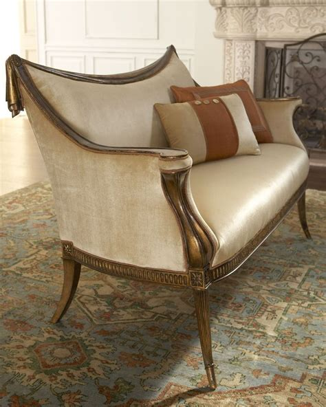 shabby chic settee furniture quot belina quot settee 1 859 00 shabby chic sofas couches and chairs pinterest shabby chic