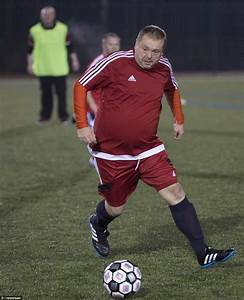 Men V Fat football league for obese players is launched ...