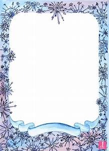 Winter Border Clipart - Clipart Suggest