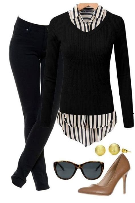 85+ Fashionable Work Outfit Ideas for Fall u0026 Winter 2018 | Work outfits Fall winter and Winter