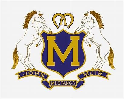 Mustang Vector Muir John Mustangs Graphic Athletics