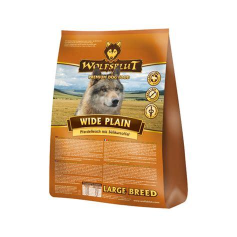 wolfsblut wide plain large breed bestellen