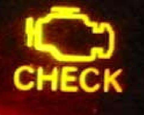 what does the check engine light quot you re a quot june 2008