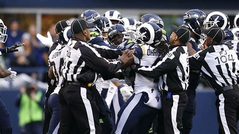 seahawks losing poise chemistry worse  losing playoff