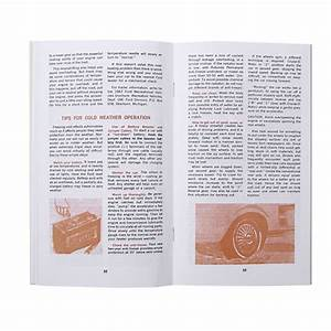 1967 Owner U0026 39 S Manual