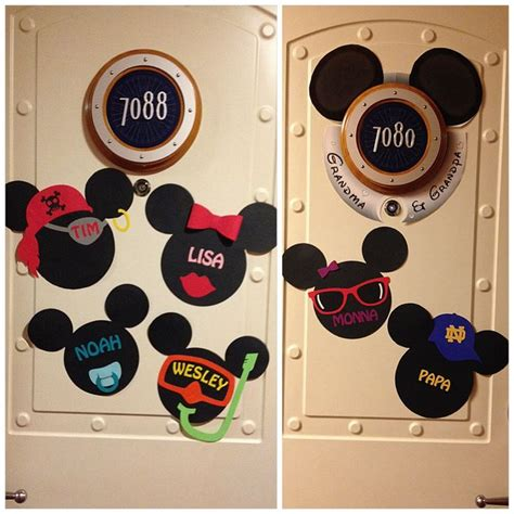 disney magnets for cruise door disney cruise door magnets printable studio design