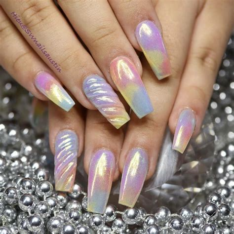 ombr nails   acrylic nail art ombre designs coffin