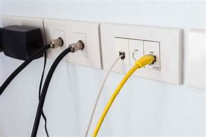 Poi Ethernet Wall Jack Wiring