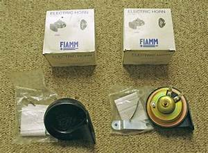 Sell Fiamm Am80 12 Volt Electric Two