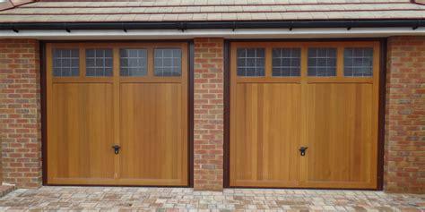 wood garage doors wooden garage doors kingston upon thames surrey