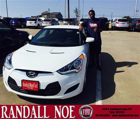 Randall Noe Fiat by Congratulations To Jonathan Townsend On Your Hyundai Vel