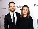 Natalie Portman and Benjamin Millepied from Under-the ...