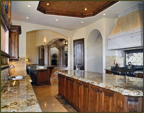 walnut kitchen cabinets granite countertops walnut kitchen cabinets granite countertops home design 8902