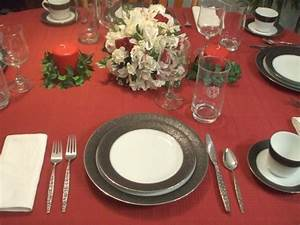 Table A Diner : how to set a formal dinner table 6 steps with pictures ~ Teatrodelosmanantiales.com Idées de Décoration
