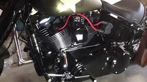 Harley Davidson 2016 Softail Slim S With Screaming Eagle