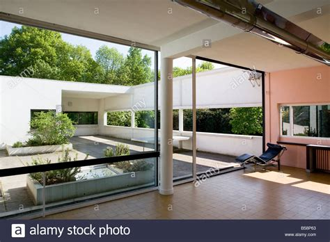 Villa Savoye Innen by Villa Savoye Stock Photos Villa Savoye Stock Images Alamy