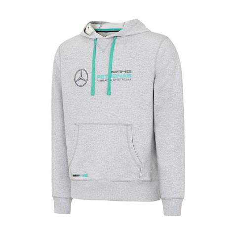 Authentic mercedes benz apparel helps make you part of the action every race day. 2016 Mercedes AMG Petronas F1 Team Mens Hoodie - size L | eBay