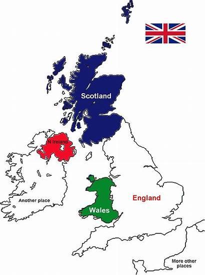Britain Mean Map Kingdom British United Does
