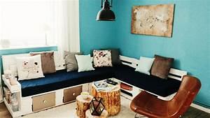 Sofa Aus Europaletten : saris garage kreative diy ideen ~ Articles-book.com Haus und Dekorationen