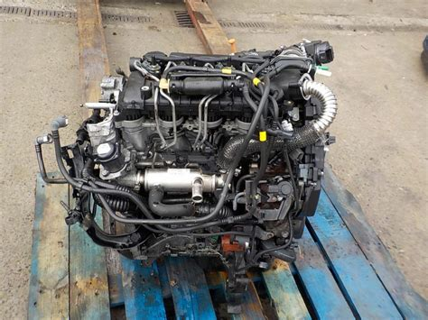 Peugeot Diesel Engine by Engine Peugeot 307 Sw S Hdi 2007 Manual 1560cc Dv6ted4