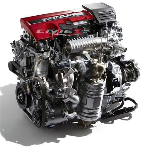 Civic Type R Engine by What Can You Tell About The 2017 Honda Civic Type R Engine