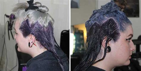 How-to, Blue Steel Hair Colour