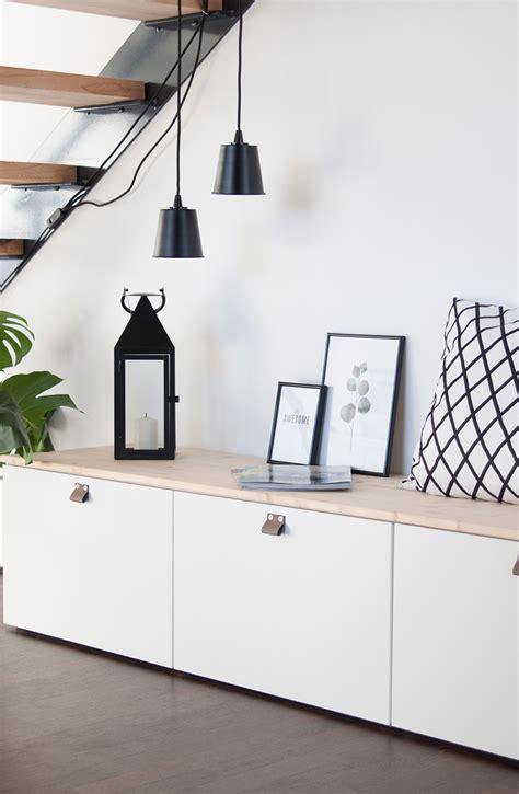 Sitzbank Flur Diy by Sitzbank Aus Ikea Besta Mit Diy Griffen Soriwrites De