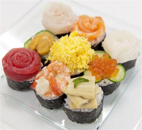 canape recipes uk sushi canapés recipe centre