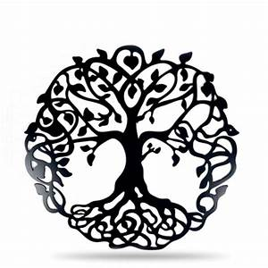 Tree of Life – Redline Steel