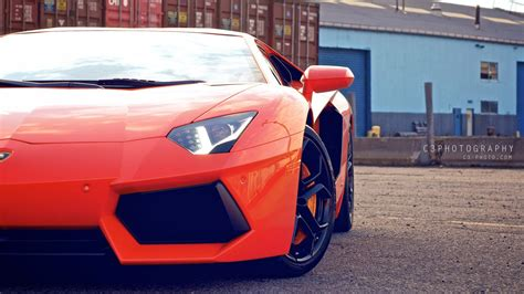 New Lamborghini Aventador Wallpapers