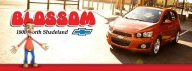 Blossom Chevrolet by Blossom Chevrolet In Indianapolis In 46219 Citysearch