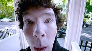 Benedict Cumberbatch Sherlock GIF - Find & Share on GIPHY