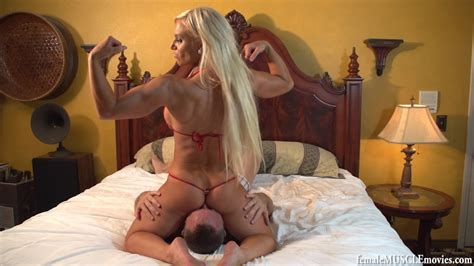Muscle Girl Male Domination Humiliation Porn Pictures