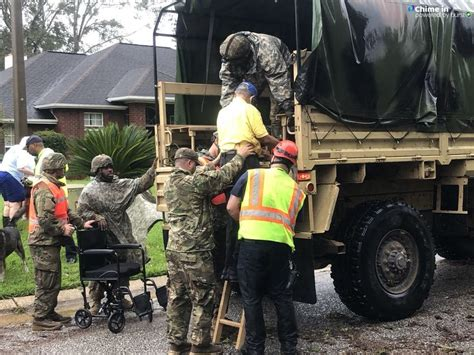 Sheriff: Crews begin rescuing thousands in Escambia County ...