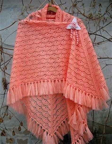 Diagramme Crochet Poncho