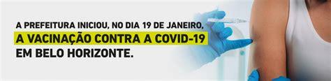 Minha faixa etária para vacinação contra covid vai coincidir com a vacinação contra gripe. CAMPANHA DE VACINAÇÃO CONTRA A COVID-19 | Prefeitura de Belo Horizonte