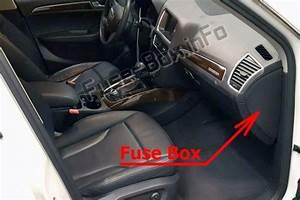 Audi A5 2009 Fuse Box : fuse box diagram audi q5 8r 2009 2017 ~ A.2002-acura-tl-radio.info Haus und Dekorationen