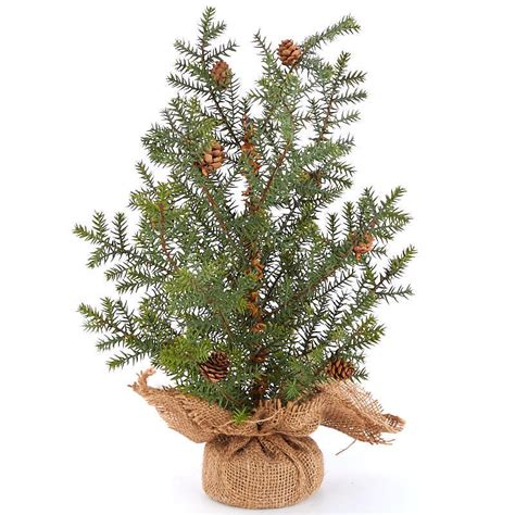 small fake christmas trees small artificial pine tree trees and toppers and winter crafts