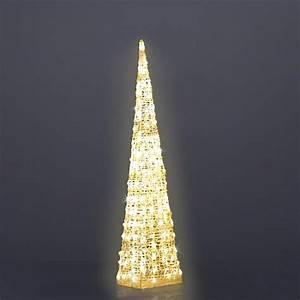 Led Pyramide Aussen : kunstfaser leucht pyramiden mit led beleuchtung promondo ~ Eleganceandgraceweddings.com Haus und Dekorationen