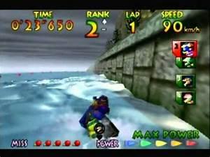 Wave Race Blue Storm Nintendo GameCube Playthrough