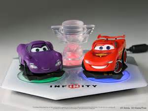 Disney Infinity Cars Play Set