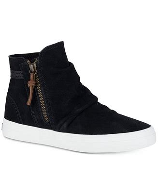 sperry womens crest zone high top sneakers sneakers