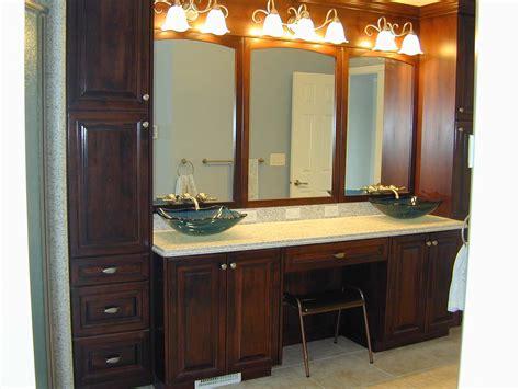 designer bathroom vanity cabinets appealing bathroom linen cabinets and vanities