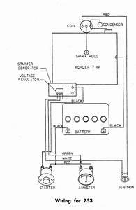 753 Wiring - Wheel Horse Electrical