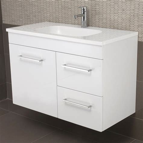 marbletrend capstone mm white daintree top tap hole